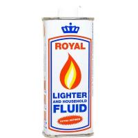 Бензин для зажигалок Royal 125 мл