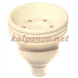 Чашка для табака внутренняя с внешней резьбой MYA