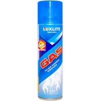 Газ для зажигалок Luxlite 250мл  XHC 005