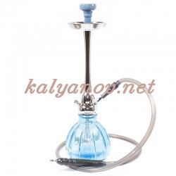 Кальян MYA Dervish колба голубая стекло S527245 С h=57
