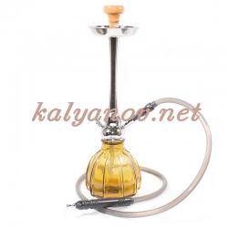 Кальян MYA Dervish колба желтое стекло S527245 С h=57