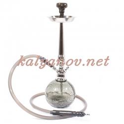 Кальян MYA TANGO Колба черное стекло 580150 C h=55 см