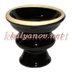 Чашка для табака широкая D20-01