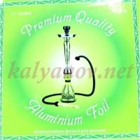 Фольга кальянная Premium Quality 25 листов