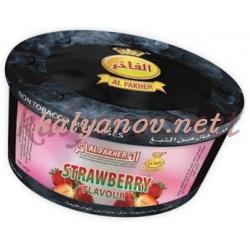 Al Fakher Herbal, Strawberry (Клубника), безникотиновая смесь 200 гр