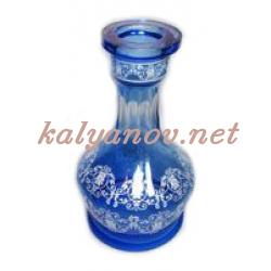 Колба MYA Ваза богемское стекло MF-3911С