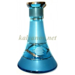 Колба MYA, конус, богемское стекло H240