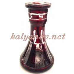 Колба MYA Конус малый богемское стекло MF 3915-20*