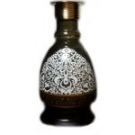 Колба MYA Колокол с резьбой богемское стекло (3121-232)