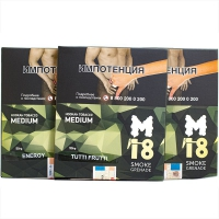 Табак M18 Smoke Grenade Medium 50 гр