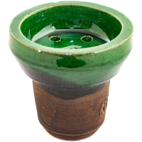 Чаша Rixbowl Glased Ступа Зеленая