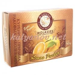 Безникотиновая смесь Saalaam Лимон 50г