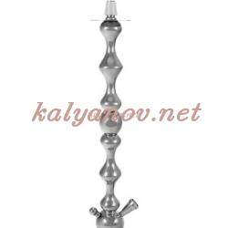 Шахта MYA Две половинки, серебряная P003MC
