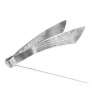 Щипцы MYA серебряные 781001