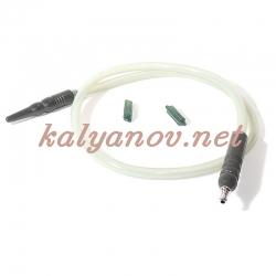 Шланг MYA SILICONE с охлаждением Зеленый L=180 см H630 106S