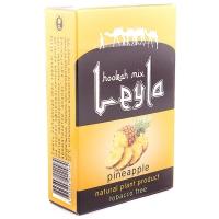 Смесь Leyla Ананас (pineapple) (50 гр) (кальянная без табака)