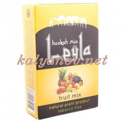 Смесь Leyla Фруктовый микс (fruit mix) (50 гр) (кальянная без табака)