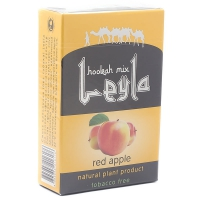 Смесь Leyla Красное яблоко (red apple) (50 гр) (кальянная без табака)