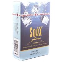 Смесь SoeX Кусочки льда (50 гр) (кальянная без табака)