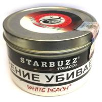 Табак STARBUZZ Белый Персик (White peach) 100 гр