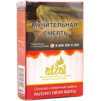 Табак Afzal 40 г Орехово Сливочные Вафли (Афзал)