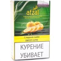 Табак Afzal Сладкий лайм 40 г (Афзал)