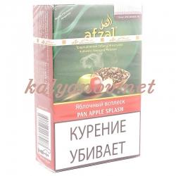 Табак Afzal Яблочный всплеск 40 г (Афзал)