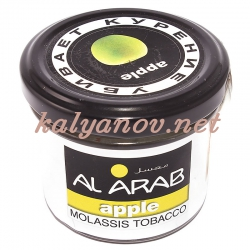 Табак AL ARAB Яблоко 40 г (Apple)