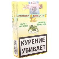 Табак Al Fakher жевательная резинка с мятой 50гр
