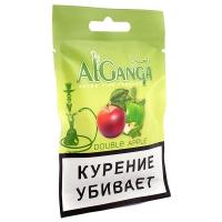 Табак Al Ganga (Аль Ганжа) Два Яблока 15 гр