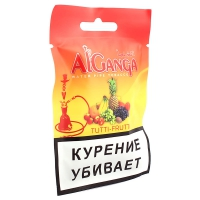 Табак Al Ganga (Аль Ганжа) Тутти-Фрутти 15 гр