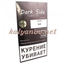 Табак Dark Side Не ароматизированный 250 г Средняя крепость (RAW MEDIUM)