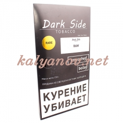 Табак Dark Side Не ароматизированный 250 г Крепкий (RAW RARE)