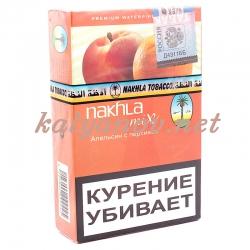 Табак Nakhla Микс Апельсин+Персик (Египет) 50 гр