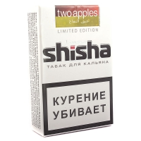 Табак Shisha Два яблока (Two apples) (40 г).