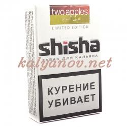 Табак Shisha Два яблока (Two apples) (40 г).