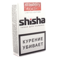 Табак Shisha Клубника (Strawberry) (40 г).