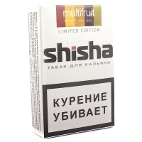 Табак Shisha Мультифрукт (Multifruit) (40 г).