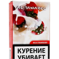 Табак Al Tawareg (Аль таварег Клубника С Молоком) (50 г)