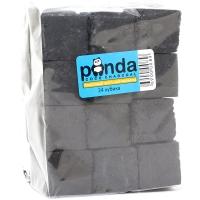 Уголь для кальяна Panda 24 куб. Голубой (Прозрачная упаковка)