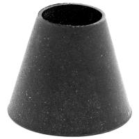 Уплотнитель для шланга D04-01 малый (черный резиновый)