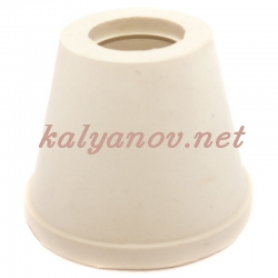Уплотнитель для чашки кальяна D03-03 (резиновый белый)