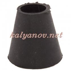 Уплотнитель для шланга (черный резиновый)