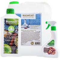 Жидкость для чистки бонгов кальянов Bioneat Чистящее средство